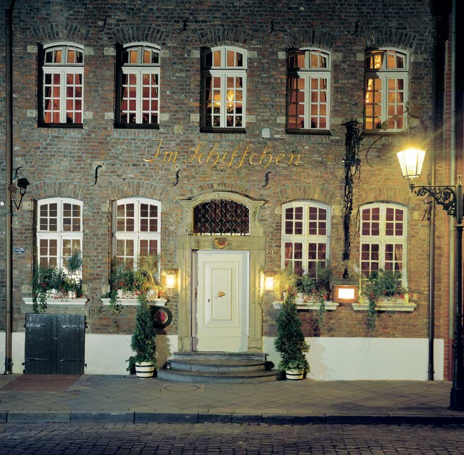 Restaurant Düsseldorf Kaiserswerth restaurant im schiffchen düsseldorf kaiserswerth